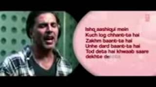 mujh mein tu full song with lyrics special 26 akshay kumar (kushal)