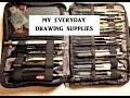 Graphite Drawing Supplies & Materials, What