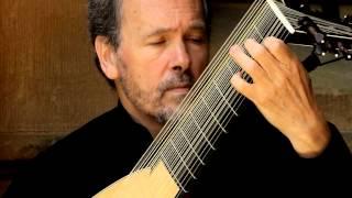 Nigel North plays Weiss - Sarabande from Partita in G minor