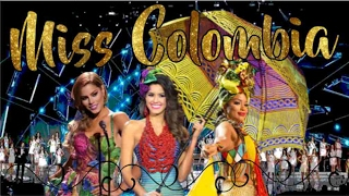 COLOMBIAN POWER! Paulina Vega - Ariadna Gutíerrez - Andrea Tovar