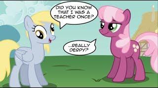 [MLP Comic Dub] Derpy the Teacher (comedy)