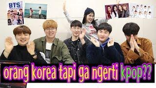 [Idol Quiz] TEBAK-TEBAKAN ARTIS DAN LAGU KPOP??? I 한국인이 KPOP을 얼마나 알까?