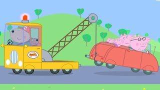Peppa Pig en Español Episodios completos   ¡Perro abuelo al rescate!   1 Hour   Dibujos Animados
