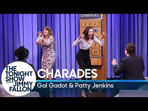 Xxx Mp4 Charades With Gal Gadot And Patty Jenkins 3gp Sex