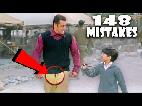 (148 Mistakes) In Tubelight - Plenty Mistakes In Tubelight Full Hindi Movie | Salman Khan