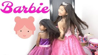 BARBIE and the POPSTAR MAKEOVER