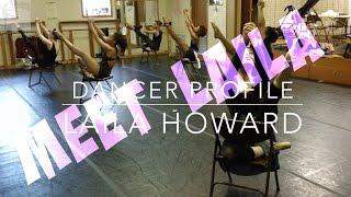 Dancer Profile Laila Howard