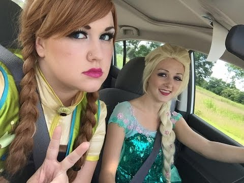 Anna and Elsa Switched