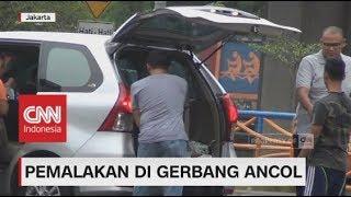 Viral! Pemalakan Kepada Taksi Online di Gerbang Ancol