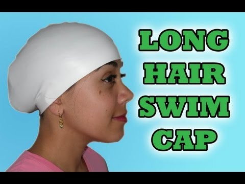 Long Hair Swimcap Conehead Lucy s Corsetry
