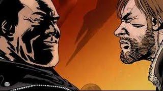 Rick APRISIONA Negan - O FIM DE NEGAN? (HQ) - The Walking Dead