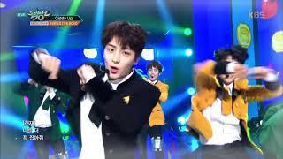 뮤직뱅크 Music Bank - Giddy Up - 더보이즈(THE BOYZ).20180406