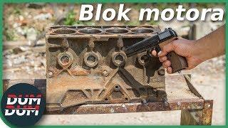 Koji kalibar može da probije blok motora?