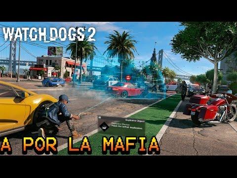 Watch Dogs 2 HACKEANDO UN MEGA BARCO QUE ES UN SERVIDOR Parte 20
