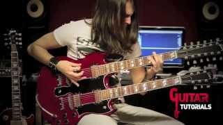 Stairway To Heaven (Led Zeppelin) - Solo - Guitar Tutorial with Paul Audia
