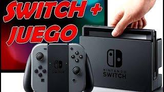 Regalo Nintendo Switch+Juego para Todo el Mundo
