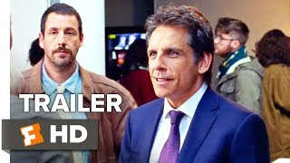 The Meyerowitz Stories Trailer #1 | Movieclips Trailers