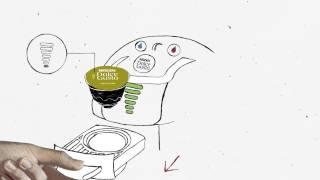 NESCAFÉ® Dolce Gusto® Automatic Machine Cappuccino - NEW