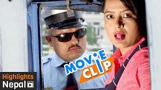 Ahile Mardinchhu Ani | New Nepali Movie RAMPYARI Scene 2016 | Rekha Thapa