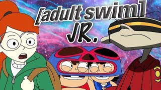 Adult Swim Jr. - The Home For Infinity Train & Galactic KND?