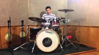 Acompañamiento de salsa en batería / Salsa comping on drumset