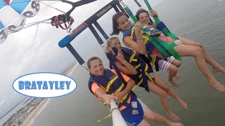 Perfect Parasailing with Friends! (WK 240.6)   Bratayley
