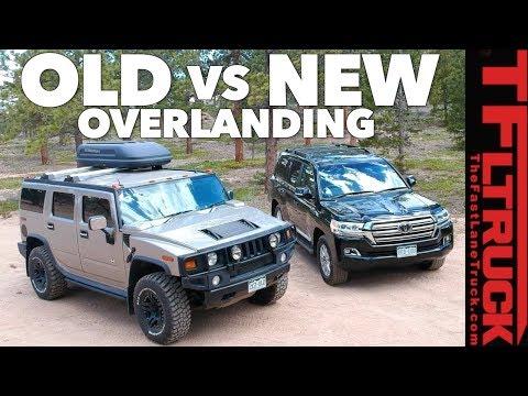 Old vs New Best Overlander Toyota Land Cruiser vs World s Most Hated Truck