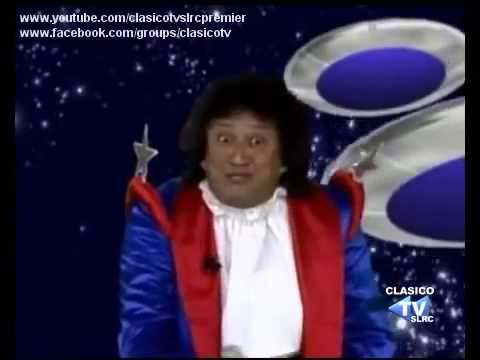 Luis Arcaraz en LA CASA DE LA RISA 2003 PROGRAMA 01 completo