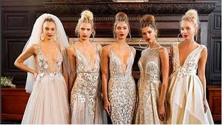 Berta Bridal Spring 2018 Collection | New York Bridal Fashion Week 2017