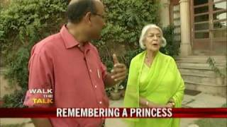 In remembrance: Walk The Talk with the princess