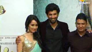 Aditya Roy Kapur & Shraddha Kapoor Interview On Aashiqui 2