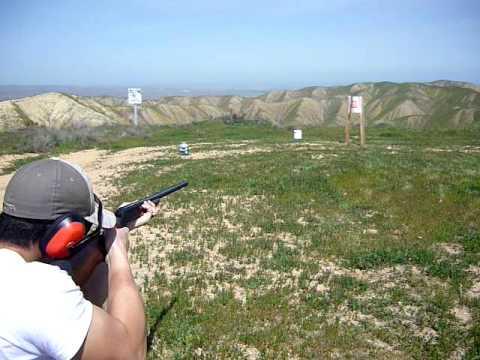 New England Pardner Single Shot 12 guage Shooting 3