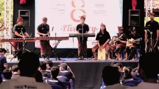 Yong Sagita - Kidung Kasmaran (Sekaa Merda Merdu cover) live at ITversary8