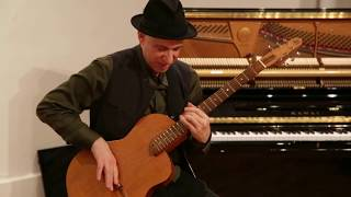 Elliott Sharp - solo guitar - NYC Free Jazz Summit / Arts for Art - March 26 2016