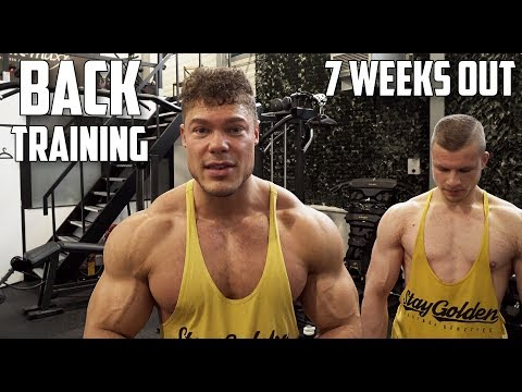 Thickness Workout for Back 7 Weeks Out