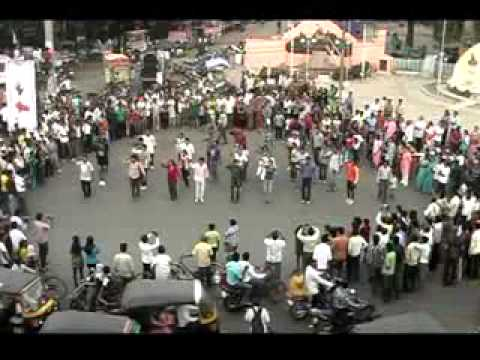 Flash Mob Solapur Official video