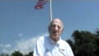 WATCH THIS WW II Hero Going on Myrtle Beach Honor Flight Nov. 10.m4v (Part 1)