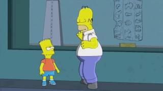 The Simpsons Full Episodes S10E01   New Cartoon Games 2017