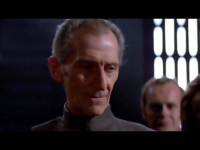 Star Wars Rogue One - CGI Tarkin Explained