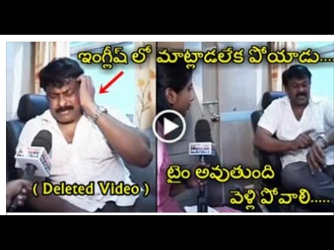 #Fans Must Share Silly Chiru :p