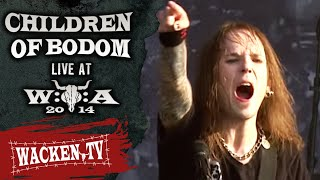 Children of Bodom - 3 Songs - Live at Wacken Open Air 2014
