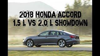 2018 Honda Accord: which engine to pick?