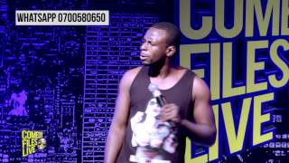 Stand up Comedian goes to USA, Back with Accent. Comedy Files 2017, Stand up Comedy