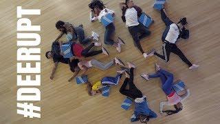 ADIDAS DEERUPT SHOE OF THE FUTURE! #DEERUPTORS AMAZING DANCE VIDEO !