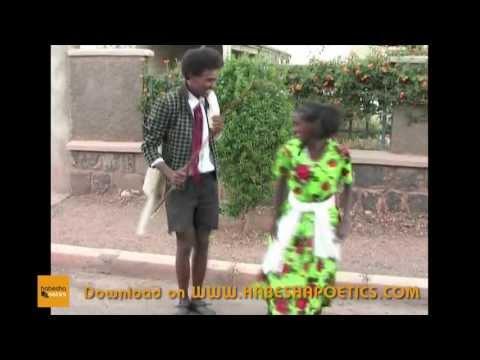 Eritrea Yonas Mihretab Maynas Hugusha New Eritrean Comedy 2014