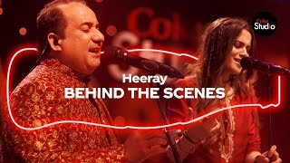 Coke Studio Season 12   Heeray   BTS   Rahat Fateh Ali Khan & Aima Baig
