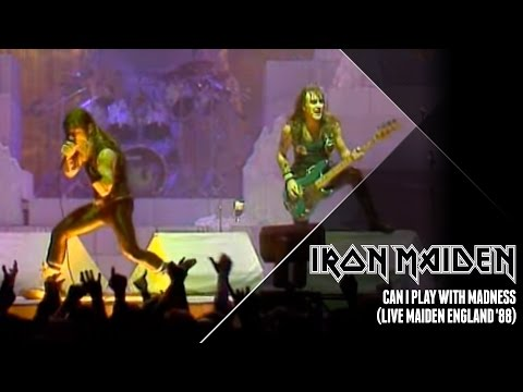 Xxx Mp4 Iron Maiden Can I Play With Madness Live Maiden England 88 3gp Sex