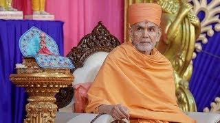Guruhari Darshan 14-16 May 2018, Chennai, India