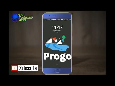 Progo New Xiaomi Theme!! Best Miui Theme!! web theme store