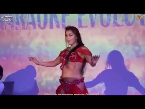 Incredibly Hot Sexy Sensational Belly Dance Alla Kushnir ألا كوشنير Halwa 2 رقص شرقي عربي